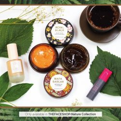 [THE FACE SHOP Singapore] Fancy a facial treatment in the comfort of your home?