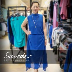 [Sianeder] Sianeder Selfie Campaign (July 2017) 📷❤️❤️ Sianeder PremiumFabric Comfy DesignerCollections FlatteringClothes WomenBestFriend ConceptualFashion SHOP NOW | Bedok Mall B1-62 | Nex 02-