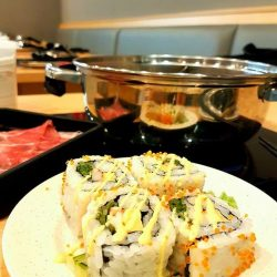 [MOF @ MY IZAKAYA & AMASOY] Exclusive at Hillion mall Danro Collagen Hotpot buffet.