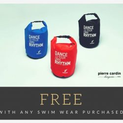 [Pierre Cardin] 4 more days to the launch of the Energized Swim Wear collection!