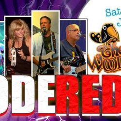 [Seoul Garden Hotpot] Code Red's brand of classic rock with a groove is headed to Woodstock!