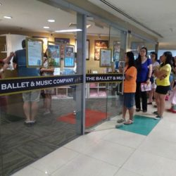 [The Ballet & Music Company] Happening at the moment: Sales of tickets for the Nutcracker performance starts today.