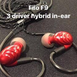[Stereo] Sneak peek at Fiio's newest offering.