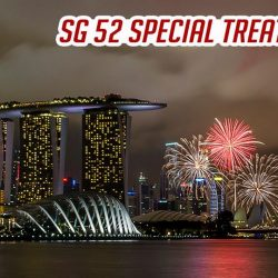 [Tony Roma's] The celebration of our nation's 52nd Birthday starts now!
