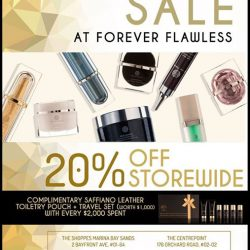 [Forever Flawless Singapore] Psst, if you have been dying to get your favourite items from Forever Flawless, now is the time!