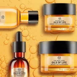 [The Body Shop Singapore] Want to give your skin a new lease of life?