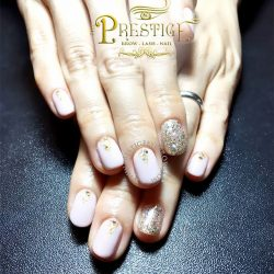 [The Prestige Eyebrow & Lash Specialist] Nail services available at SUNTEC outlet now!