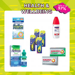 [Watsons Singapore] Be in the pink of health!