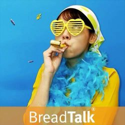[BreadTalk® Singapore] Have you noticed our new profile photo?