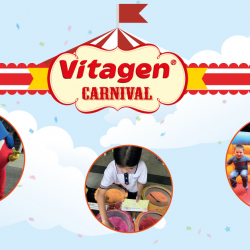 [Waterway Point] The VITAGEN Roadshow is coming down to Waterway Point from 28 to 30 July!
