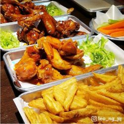 [Wing Zone Singapore] Congratulations @leo_ng_jq!
