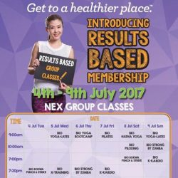 [Anytime Fitness] Our Roadshow classes are free for all to join!