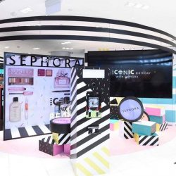 [SEPHORA Singapore] How do you like our launchpad 😍 Sephora ION turns 1 this month of July and we've a bunch of