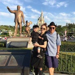 [Changi Recommends] We are glad that zedzed had lotsa fun at the magical Tokyo Disneyland with Fann Wong 范文芳 and Christopher 李铭順!