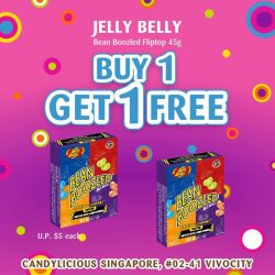 [Candylicious] Sweet deals for all daredevils!