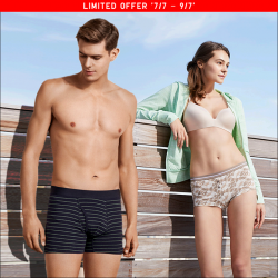 [Uniqlo Singapore] Stock up on undies at $4.