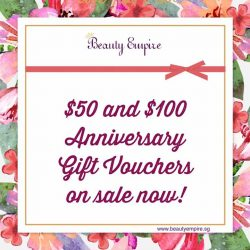 [Beauty Empire] Check out our vouchers on sale under Promotions on our website www.