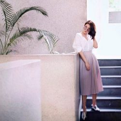 [Jacob by Sunny Ang] Own our Zelie Pleated Culottes now for less from our SALE.