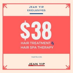 [Enjoy by Jean Yip] Often exposed to the sun's rays, heat and styling products, our scalps and hair strands deserve more care than