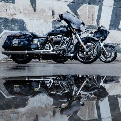 [Harley-Davidson] For the first time in Harley-Davidson history, we unleashed our brand of freedom at Gumball 3000.