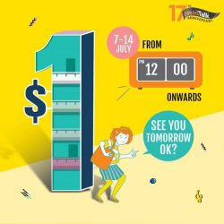 [BreadTalk® Singapore] We jio you for good deals!
