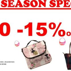 [SEPPHIRE] We are having end season sales at junction8 outlet till 31st July.