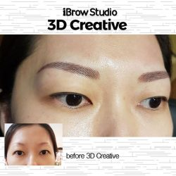 [iBrow Studio] Stand out in the crowd with beautiful eyebrows done by iBrow Beauty, our beauticians are highly trained to ensure that
