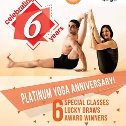[Platinum Yoga] Don't forget to vote for your favourite teachers because we are down to 3 DAYS LEFT until our 6th