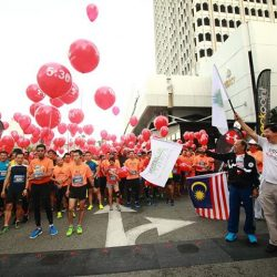 [Under Armour Singapore] Join us again this year with the KLCC RUNNERS GROUP at DBKL!