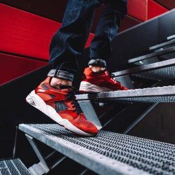 [DOT Singapore] The PUMA Blaze of Glory hit the ground running in the early '90s fully harnessed with PUMA's trademark play