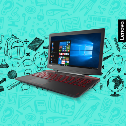[Lenovo] Time to fully flex your schoolastic muscles with LENOVO and SAVE UP TO $286, which includes 3-year on-site