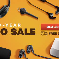 [Lazada Singapore] Time to switch up the way you listen with the Mid-Year Audio Sale!