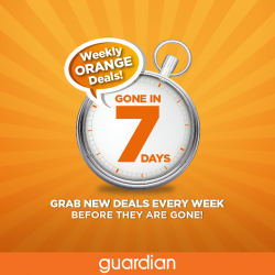 [Guardian] Grab new deals every week at Guardian.