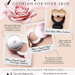 [Lancome] Swing over to Sephora to find the perfect Lancôme cushion for your skin!