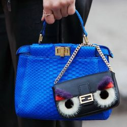 [Reebonz] Today, we're all about the whimsicality of Fendi on Fendi on Fendi.