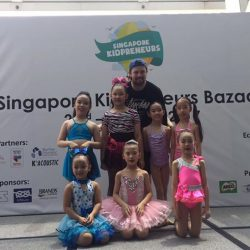 [Jody Marshall Dance Co.] What an eventful and fulfilling weekend of performance at the Singapore Kidspreneur Bazaar!