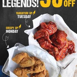 [CHICKEN UP] How about an AWESOME DEAL to kick off your week?