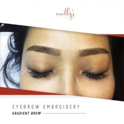 [Desire Aesthetics] Get this natural looking brows now!