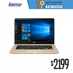 [Newstead Technologies] Looking for slimmest and lightest laptop?