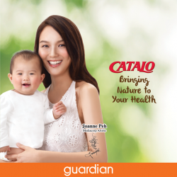 "[Guardian] NEW Guardian Exclusive""With a wide range of products, CATALO provides the most essential nutrients for everyone at home."