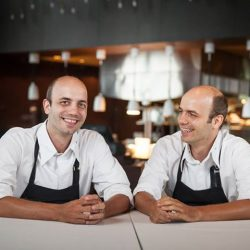 [Ola-Cocina del Mar] Twin chefs Thomas and Mathias Sühring of Sühring took inspiration from their Grandma's cooking growing up in