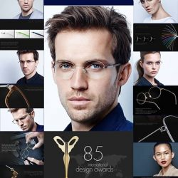 [Optique Paris-Miki] LINDBERG eyewear tells the world you subscribe to a different way of thinking, and have a connoisseur's appreciation of