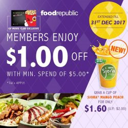 [Food Republic] Have some time before the movie starts?