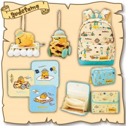 [Sanrio Gift Gate] Receive a free Gudetama badge when you purchase any items from Gudetama x Jungle Collection!
