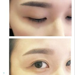 [Ho Kee Pau] Soft ✅ Classic ✅ Full ✅ OmbreFREE Eyebrow Design by Creative Director.