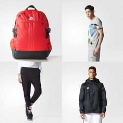 [DOT Singapore] Shoes, Bags, Apparels - Enjoy 40% off Adidas this Great Singapore Sale!