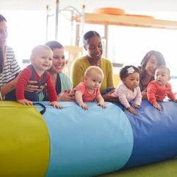 [GYMBOREE PLAY & MUSIC] FREE previews for new families with babies ages 0-10 months, from 1-7 July 2017.