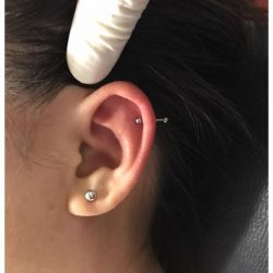 [Piercing Clinic] Post your helix and conch piercing photos on instragram from now till 15th August.