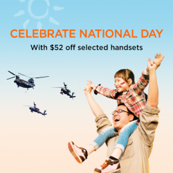 [M1] Enjoy exclusive handset deals at M1 this National Day!
