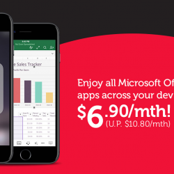 [Singtel] Get 1 FREE month of Office 365 with every new sign up at just $6.